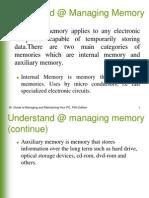 Chap7 Managing Memory