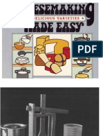 Cheese Making Make Easy