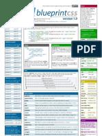 Blueprint Css 1 0 Cheatsheet 4 2 Gjms