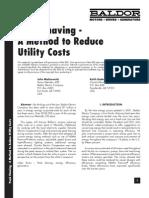 Peak Savings Fm Whitepaper