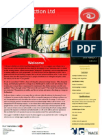 Paint Inspection Ltd Newsletter Spring 2012
