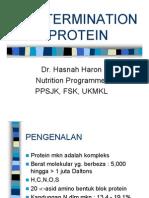 1307750763 8. Protein Determination 2011