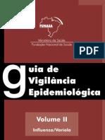Guia de vigilância epidemiológica. 5. ed vol_ll
