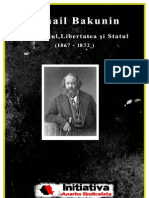 Marxismul Libertatea Si Statul Bakunin