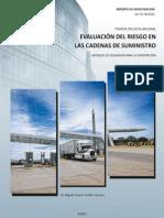 2011 Evaluacion Del Riesgo en Las Cadenas de Suministro