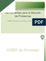 AMEF [Analisis de Modo Efecto Falla]