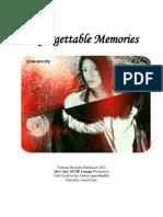 Unforgettable Memories (Yamada Ryosuke Fan Fiction)