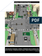 Indianapolis MM Corridor Public Space Design Guidelines