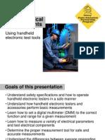 Basic Electrical Measurements