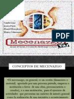 Historia Del Mecenazgo
