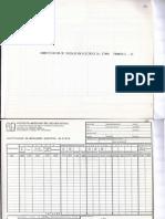 Formato E-17 Cuantificacion de Instalacion Electrica 2a. Etapa