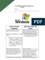 Ventajas de Windows
