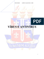 Virus Anti Virus Hacker