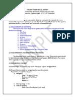 Format for Seminar Report 2