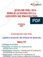 3 Enfoques PSE Gestion Proyectos