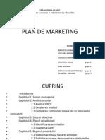Plan de Marketing-prezentare