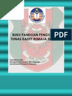 Buku Panduan Pengurusan Tunas Kadet Remaja Sekolah Malaysia