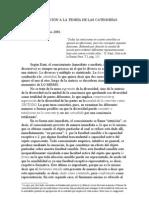 INTRODUCCIÓN A LA TEORÍA DE LAS CATEGORÍAS.