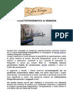 Tour Fotografico a Venezia