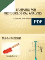 ASS2 Soil Sampling Procedure
