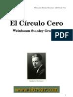 Weinbaum Stanley Grauman-El Círculo Cero
