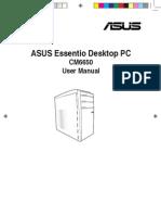 CM6650 User Manual