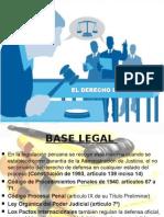 Derecho de Defensa DPP I
