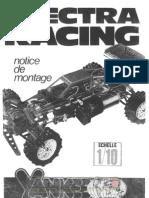 Yankee Electra Racing 4x4 Manual