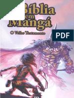 A Biblia em Mangá