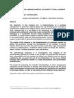 THE DEFINITION OF URBAN HABITAT AS SAFETY TOOL AGAINST GLOBAL RISK - Cristina Olga Gociman and Elena Dinu