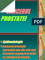 Copy of Cancerul Prostatei