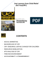 Social Marketing- Lessons From C.R.Y. - Edited-123