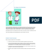 Estrategias Para Ejercitar La Lengua Oral en Nivel Inicial