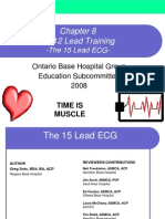 15 Lead ECG Training PP
