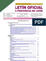 BOP de León.