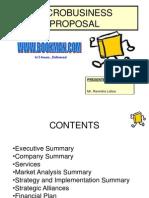 Micro Business Idea
