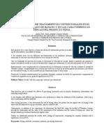 cia de Pre Tratamientos Convencionales en El Proceso de Secado de Banano