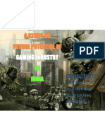 The Study on Future Potential of Gaming Industry in India_Presentation
