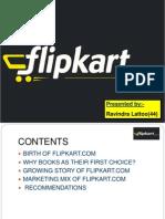 4p's of Flipkart