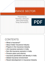 Insurance.