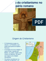 Tema B2. a Difusao Do Cristianismo No Imperio Romano