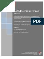 Estados Financieros Basicos Completo