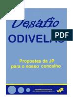 Desafio Odivelas - Programa Poliico da JP Odivelas