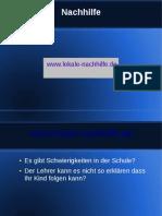 Www.lokale Nachhilfe.de