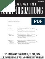 Die Buche (Fagus sylvatica L.) – ein Waldbaum ohne Zukunft