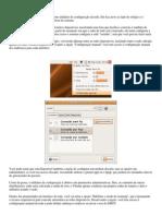Rede Linux Ubuntu - configuração e macetes