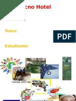 UNED-TICS de Turismo