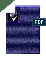 Biografia de Antoine de Saint Exupery Andre