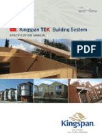 Kingspan Tek Building System