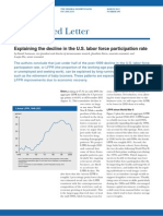 Labor Force Participation Rate 03_2012